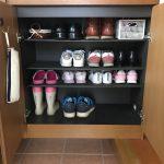 【玄関下駄箱収納】片付けのプロ玄関大公開・下駄箱の収納・靴と靴以外はこれ!