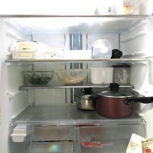 冷蔵庫 整理