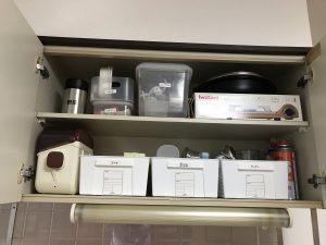 片付け キッチン収納 整理収納